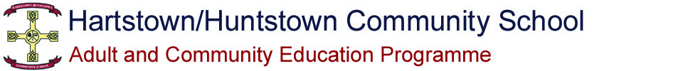 Hartstown Community Education
